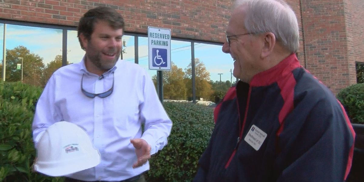 Community Builder: Midlands man helps hundreds get needed medical equipment