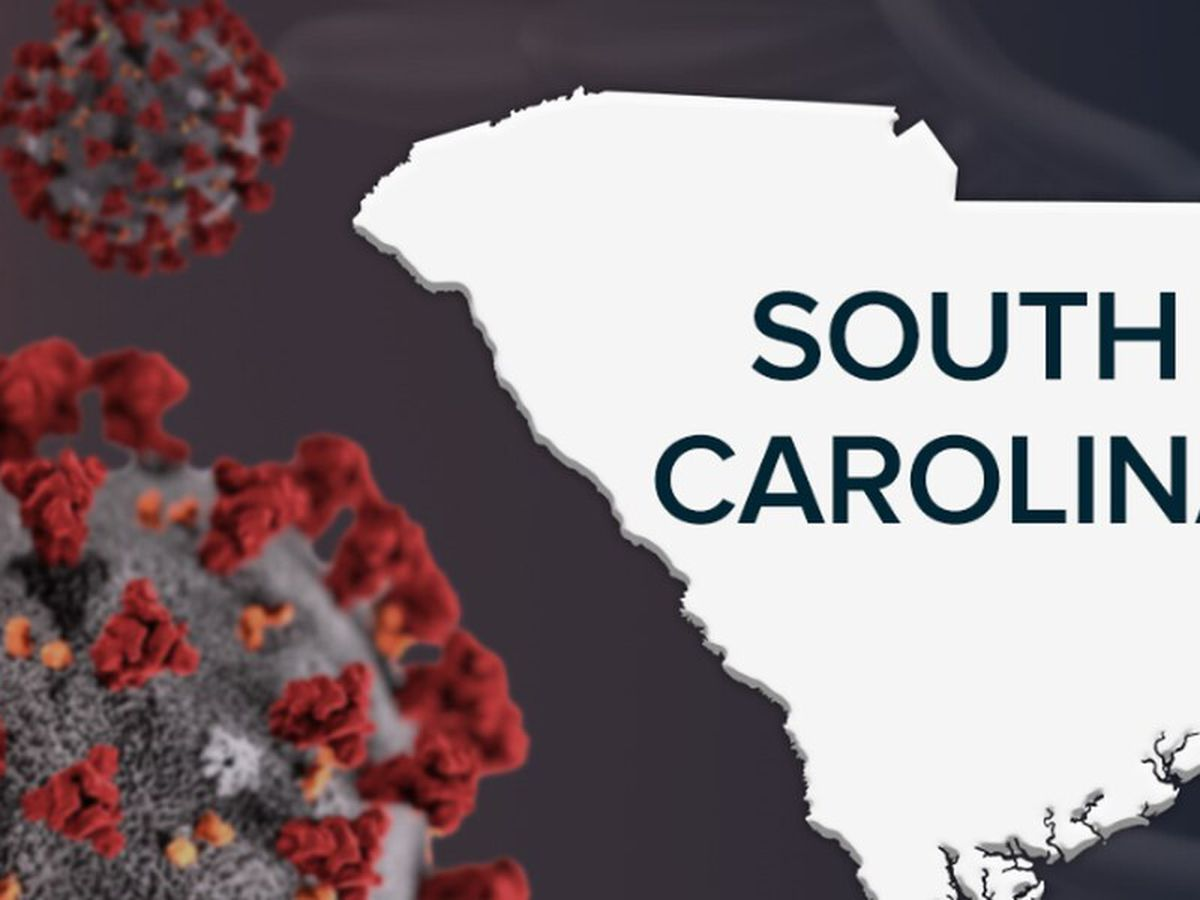SC announces 1,095 new COVID-19 cases, 5 additional deaths Monday
