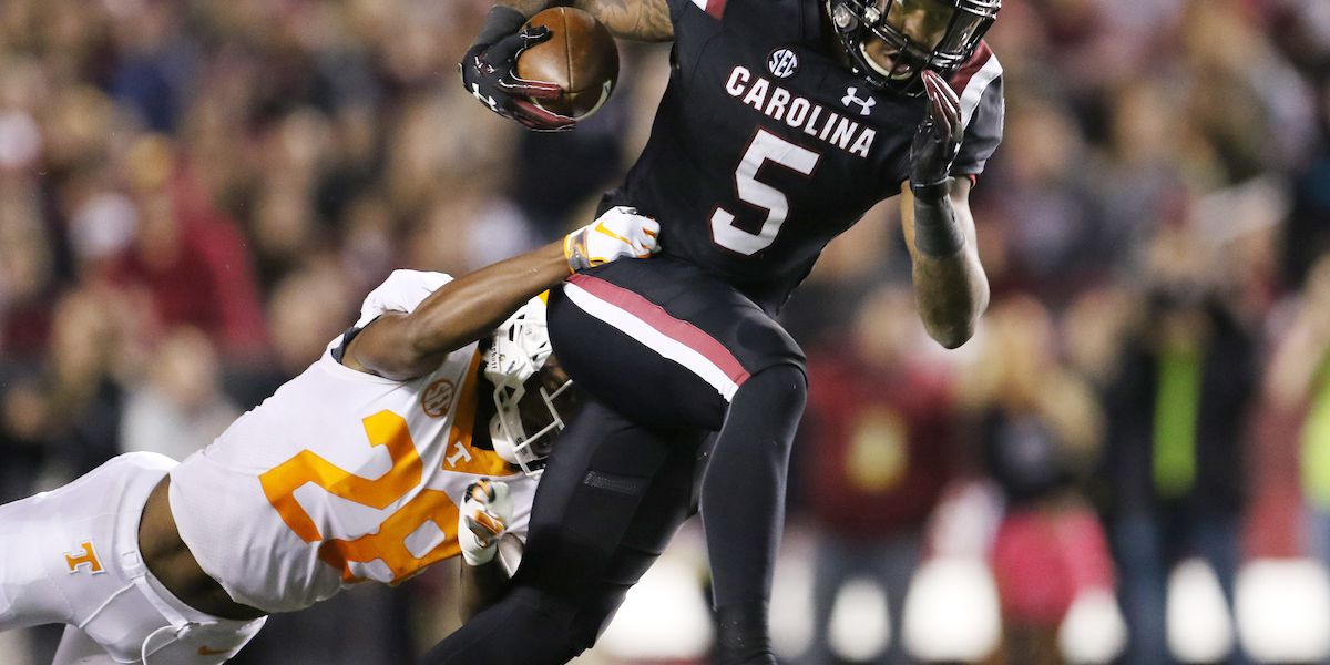 Bentley, run game lead Gamecocks to 27-24 win over Tennessee