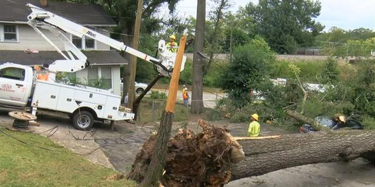 Lighting it up: Utilities chipping away at power outages