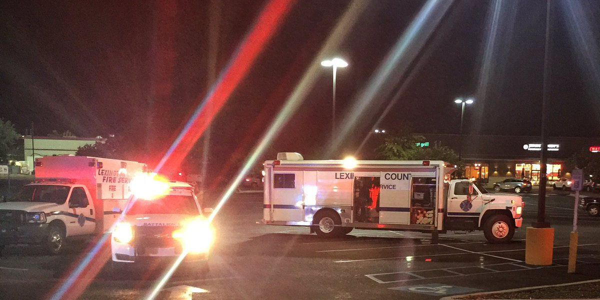 Chemical leak causes evacuation at Lexington grocery store