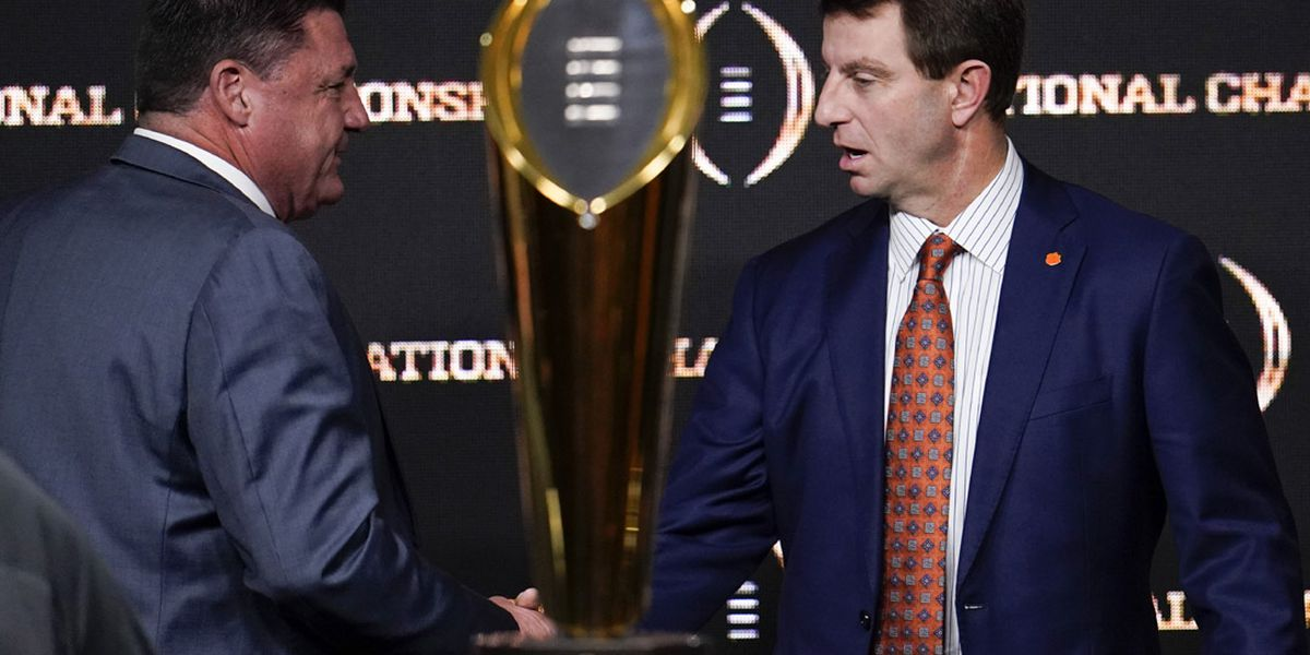 LSU vs. Clemson Buckeyes Wire national championship game predictions