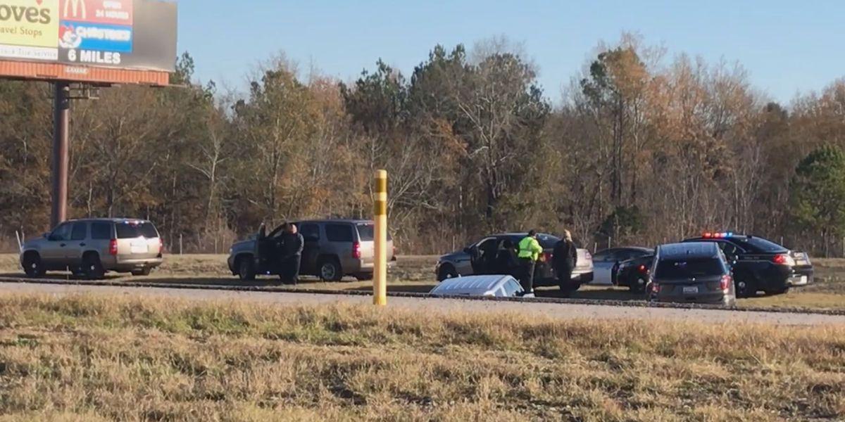 CDPS: Man found dead on side of I-26 W