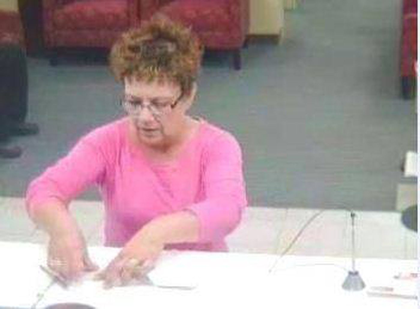 CPD: Woman altered stolen check, tried to cash it