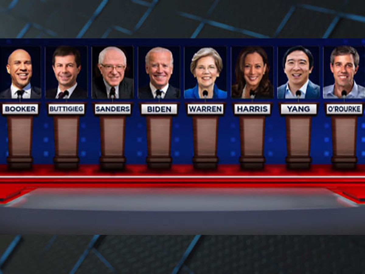 Voters eager to hear more about economy as Biden leads race ahead of third Democratic debate