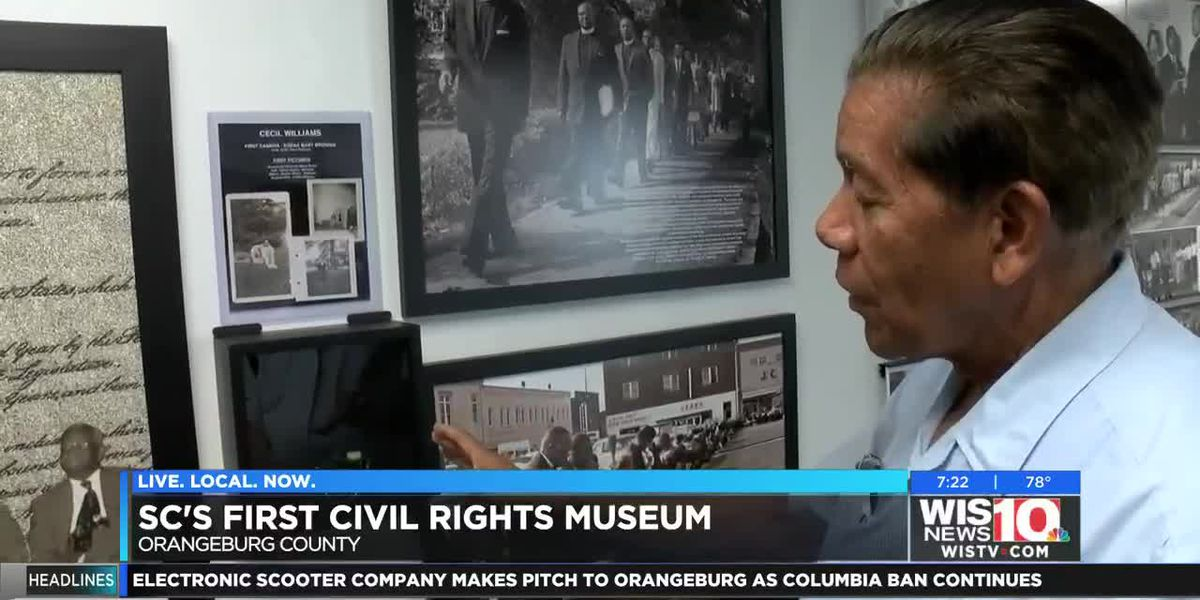 Orangeburg photographer lets others relive civil rights movement through his lens