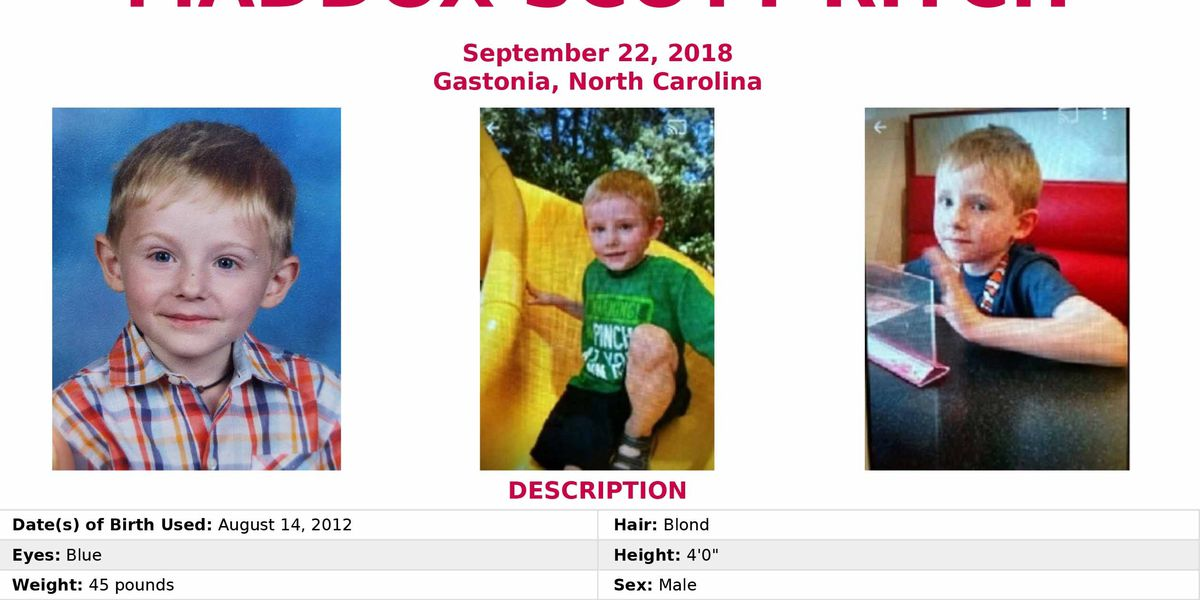 """Community members """"feel left in the dark"""" in search for missing Gastonia child"""