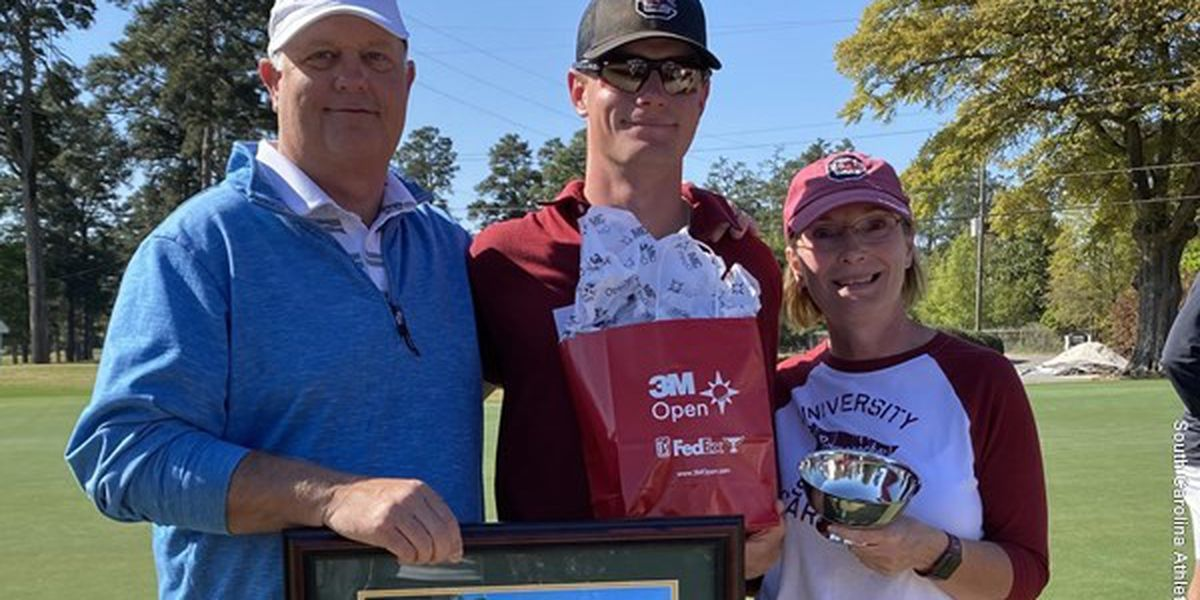 Hall Wins Augusta Haskins Award Invitational on Easter Sunday
