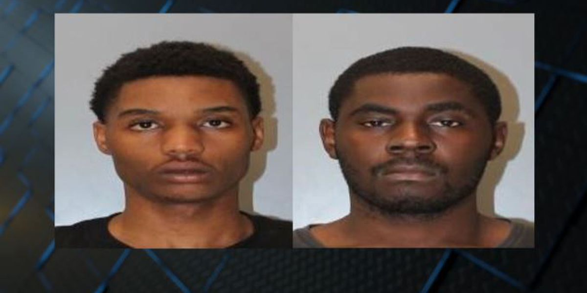 Suspects arrested after homeowner interrupts burglary at house