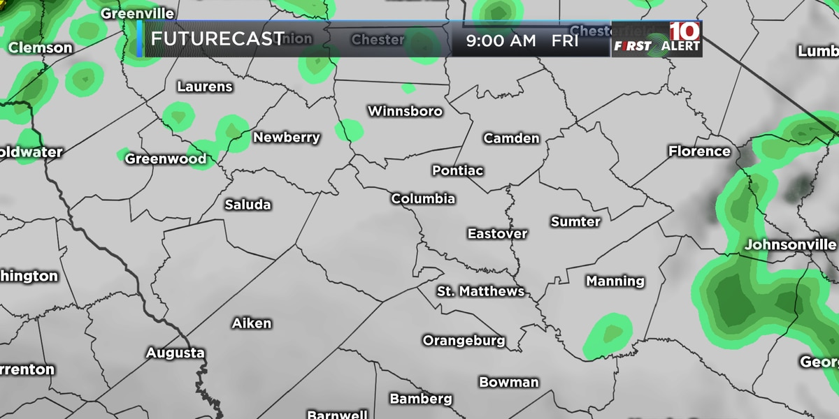 First Alert Forecast: Foggy Friday! Dense fog likely this morning