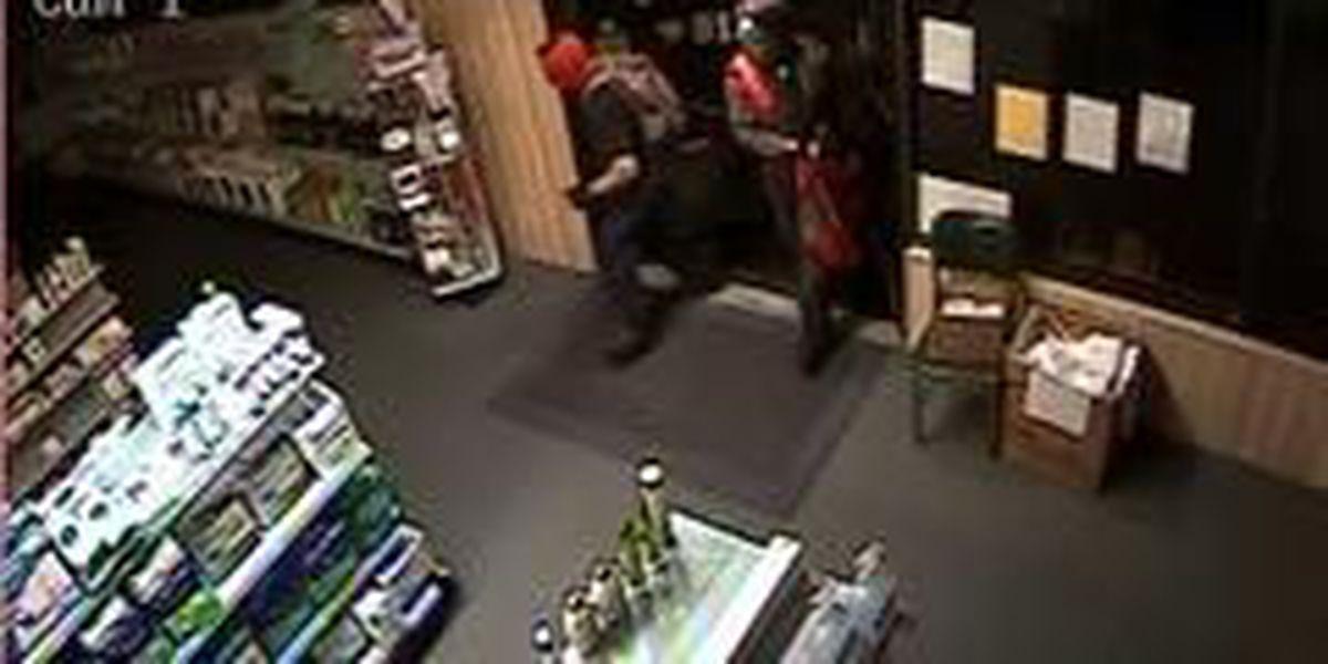 Investigators release surveillance photo from pharmacy burglary