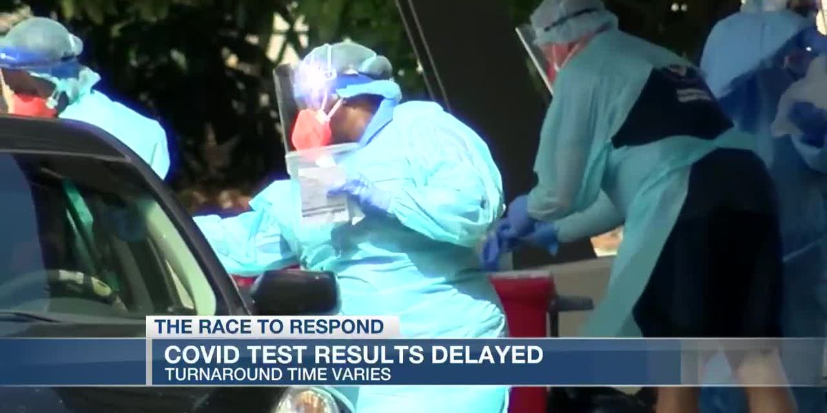 VIDEO: Spike in demand for COVID-19 tests could cause delays in results