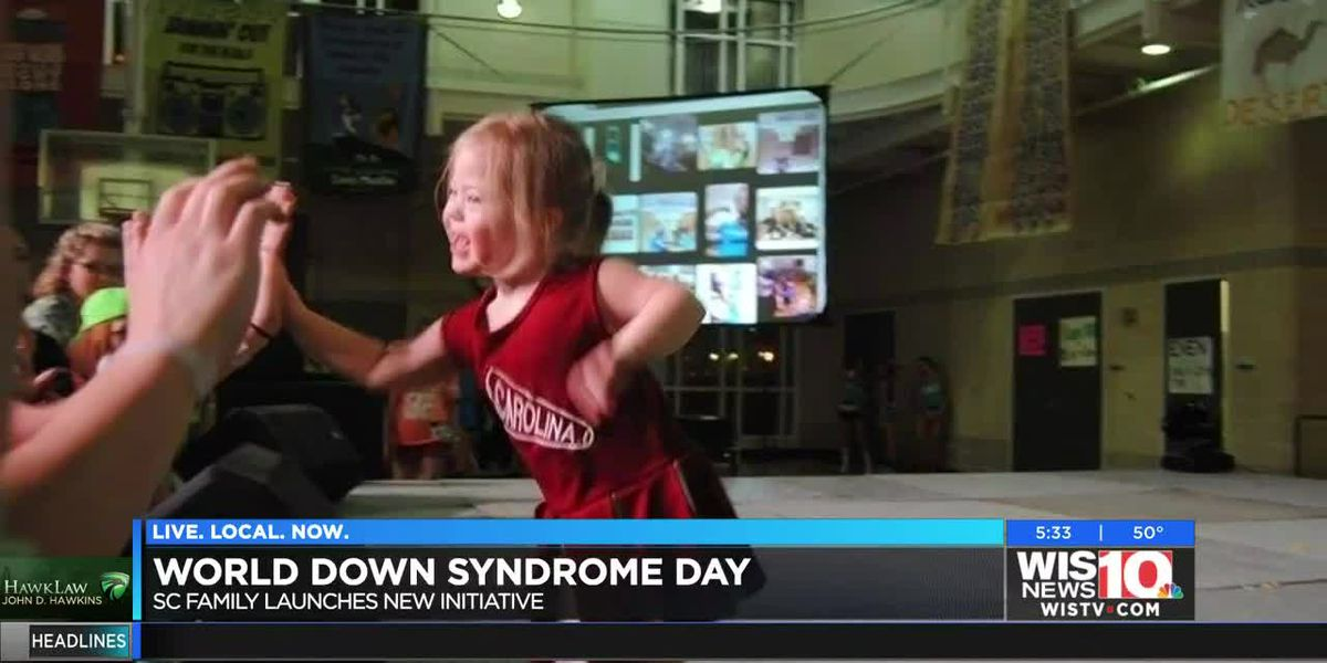 The possibilities are LIMITLESS for this 7YO with Down syndrome