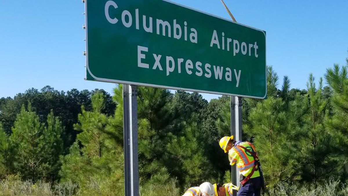 SCDOT Commission removes former commissioner's name from sign in Columbia