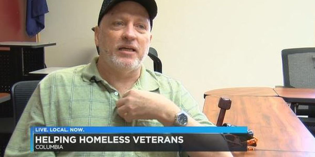 Homeless veteran is back on his feet thanks to AWS Veterans Home