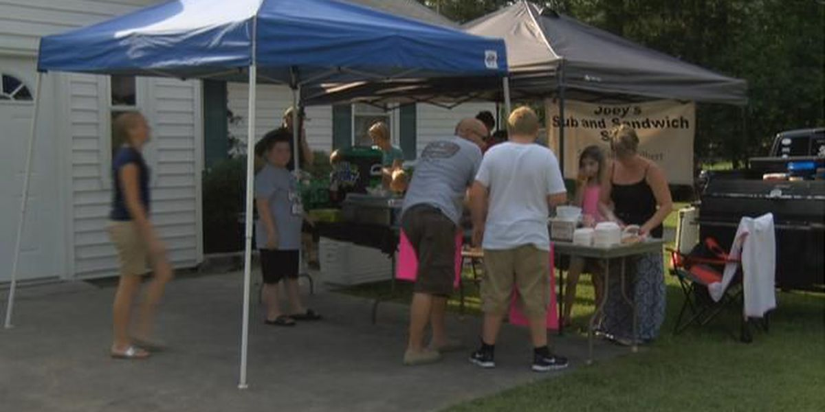 Community hosts silent auction for man scheduled to have life-saving surgery
