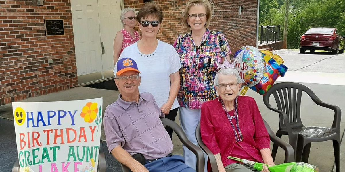 Upstate woman celebrates 105th birthday