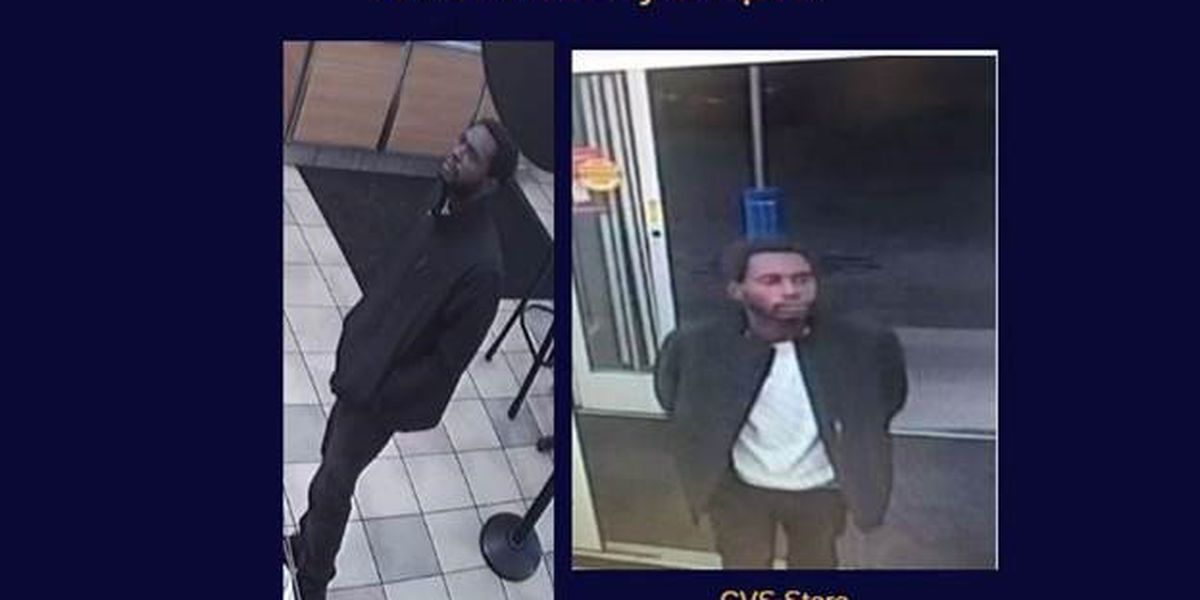 CPD: Investigators looking for male suspect linked to two armed robberies at Columbia stores