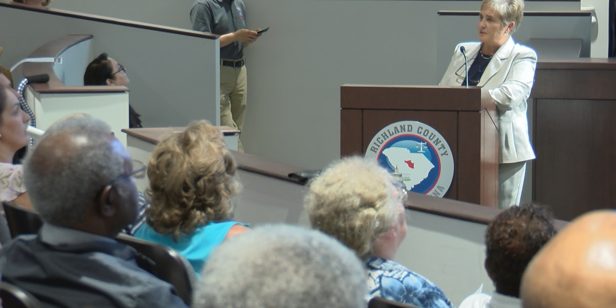 Richland County homeowners talk property values, taxes, and millage at Assessor's meeting