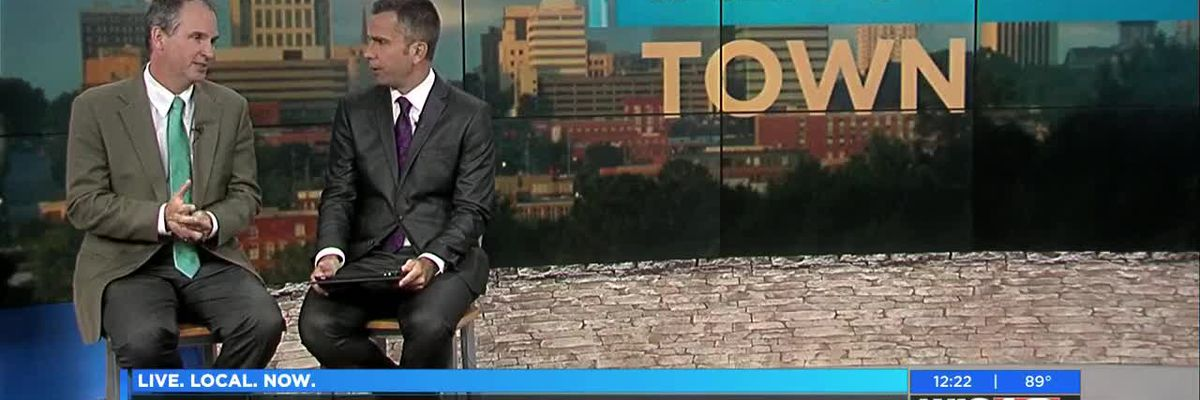 Talk of the Town: Pulmonary Fibrosis Awareness Month