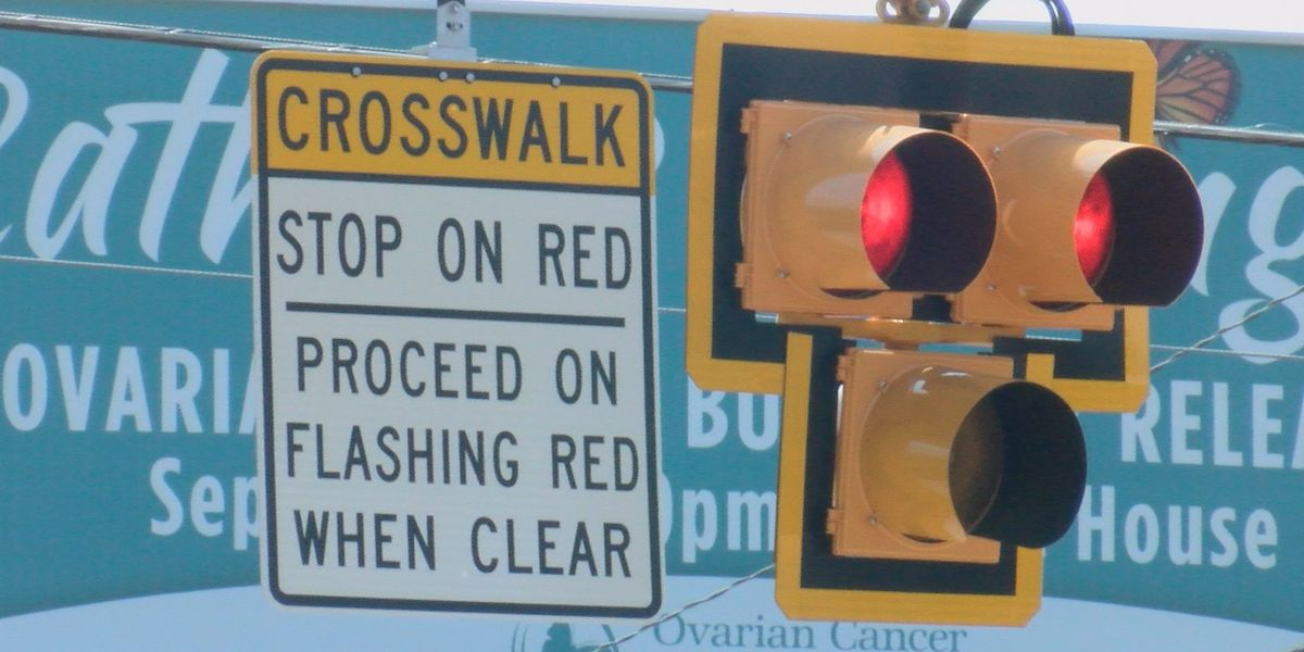 Three months later, residents say Millwood Avenue HAWK signal is catching on