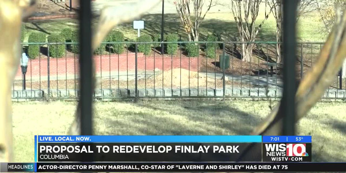 City of Columbia begins negotiations with company that wants to re-develop Finlay Park
