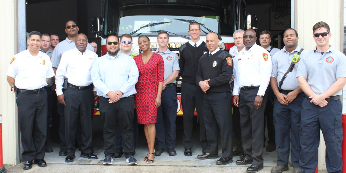 Richland County Fire purchases new firetruck with grant funding