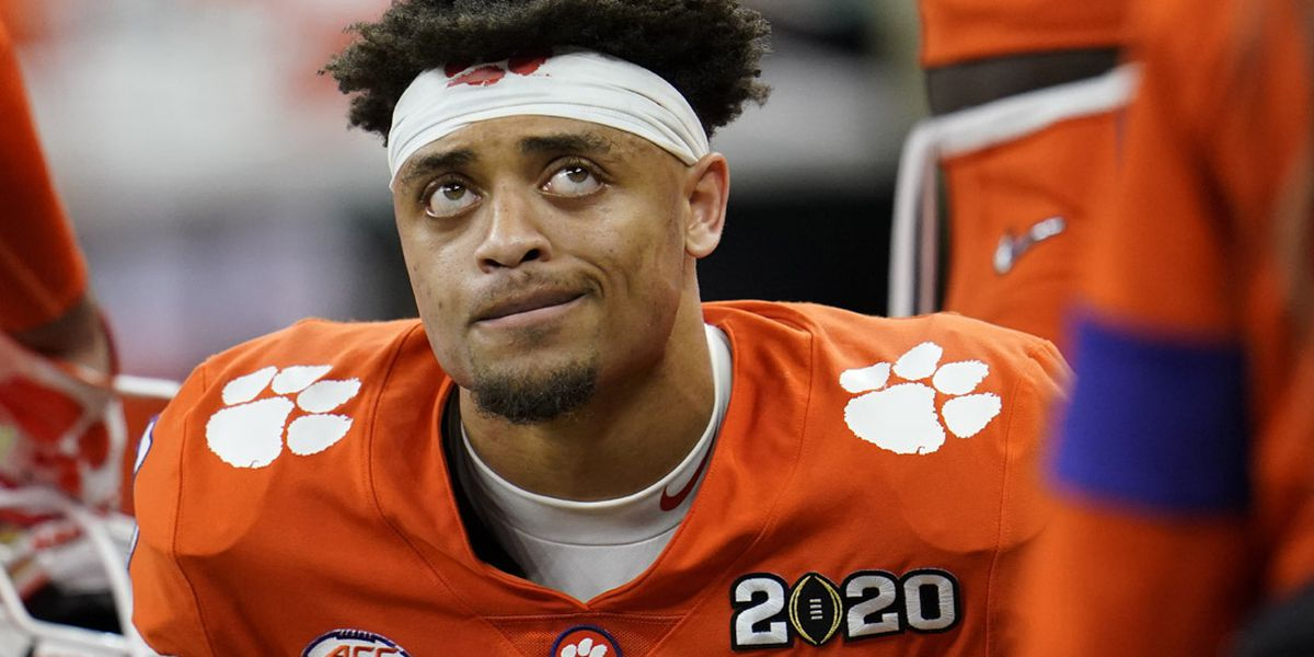 Clemson DB Terrell declares for NFL Draft
