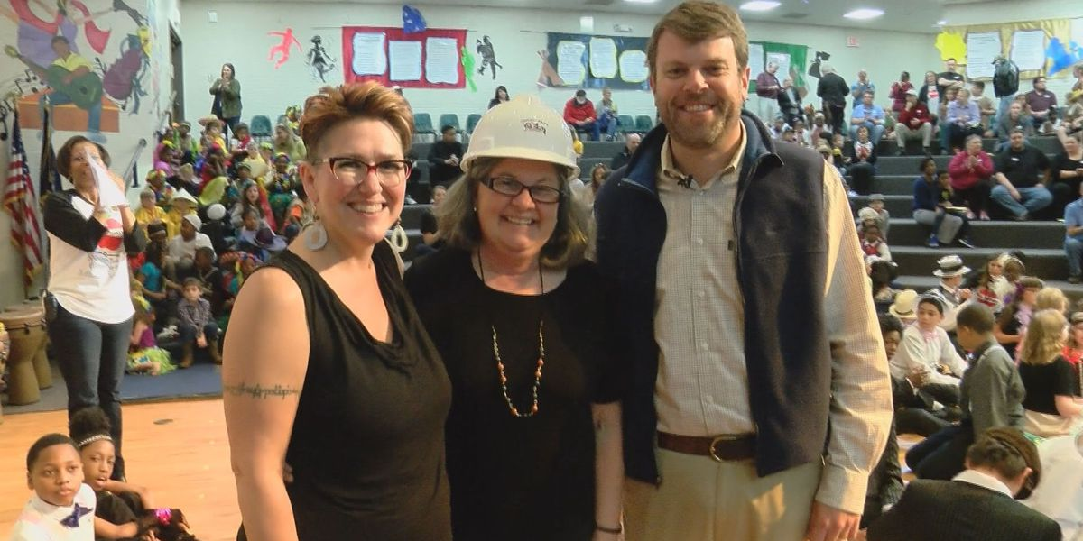 Community Builder: History comes to life at Nursery Road Elementary