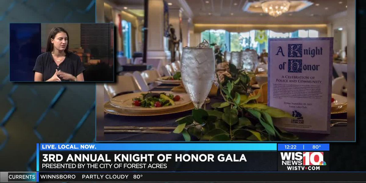 Talk of the Town: Third annual night of honor Gala