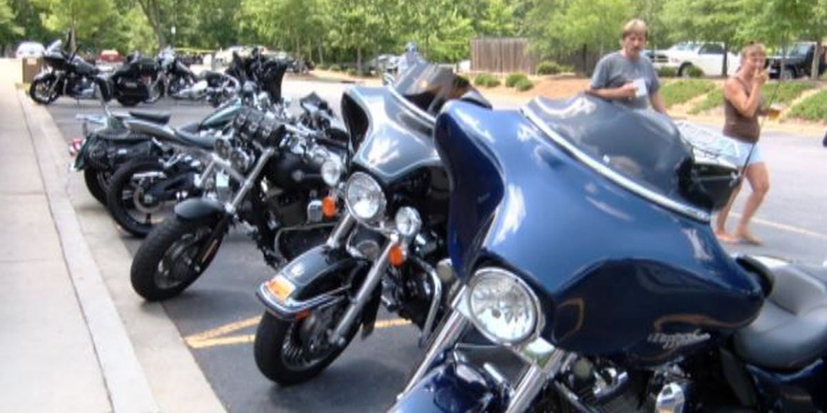 Car and bike show honors local law enforcement