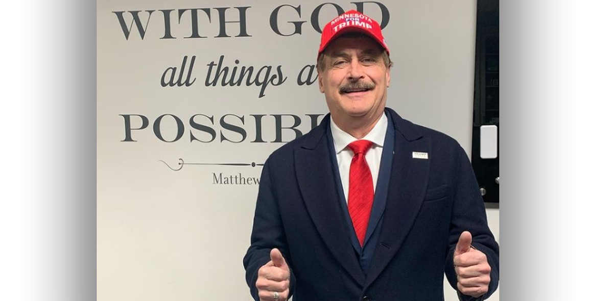 'My Pillow guy' Mike Lindell to launch social media platform at rally in  Mitchell