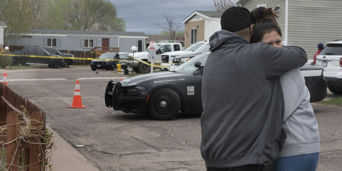 Police seek motive in shooting at Colorado birthday party