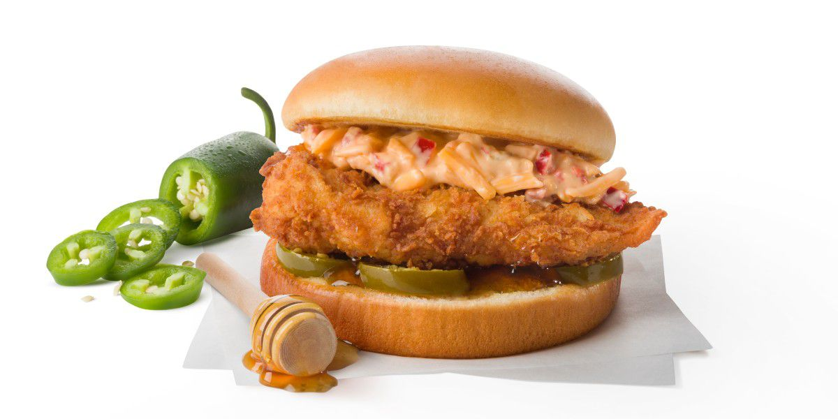 Chick-fil-A testing out Honey Pepper Pimento Chicken Sandwich in N.C., S.C.