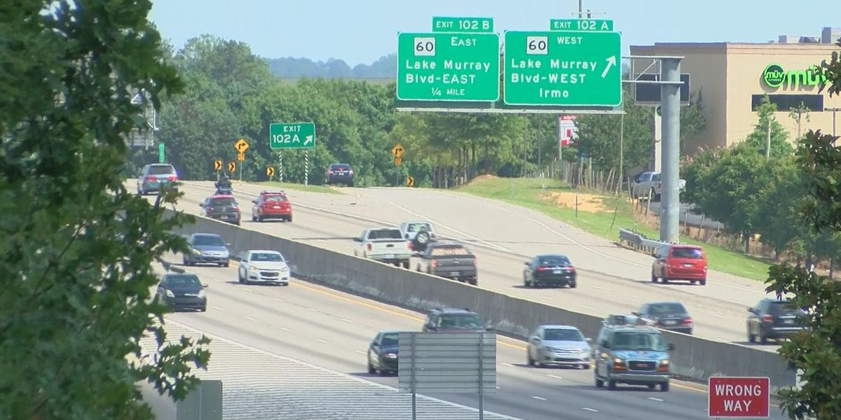 WATCH LIVE: I-26 road widening public hearing begins at 6 p.m.