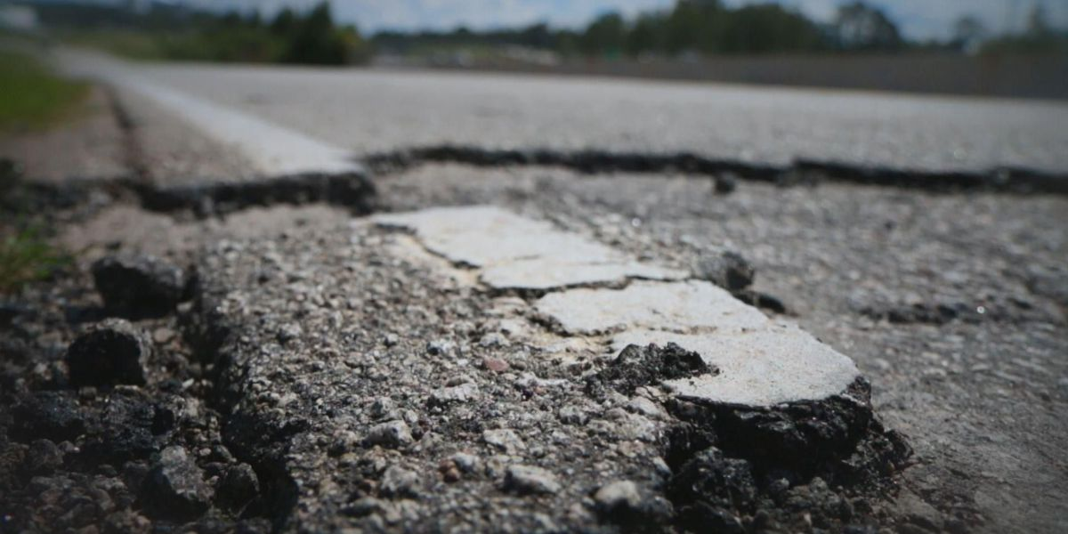 These six bumpy, broken, and busted roads will be the first fixed by SC's gas tax increase