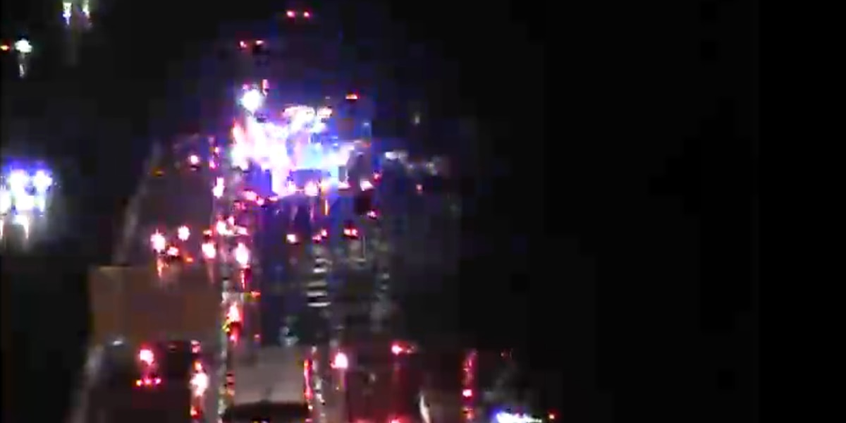 Crash on I-26 E near Exit 125 has been cleared