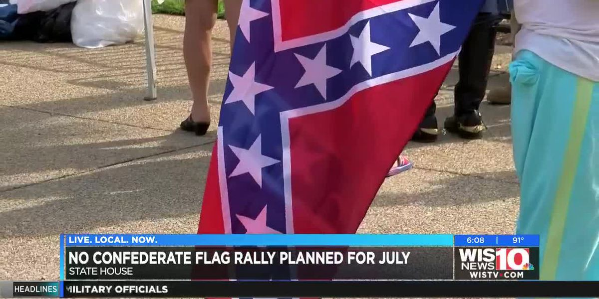 Confederate flag will not be returning to State House grounds on anniversary of removal