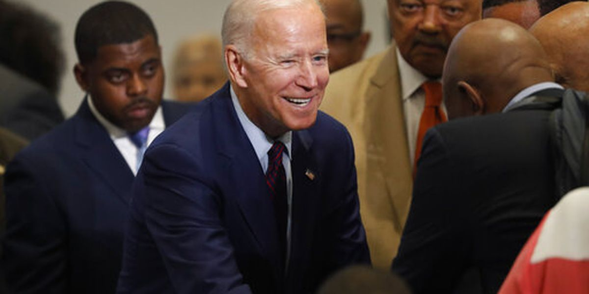 Biden to make campaign stops in South Carolina this weekend