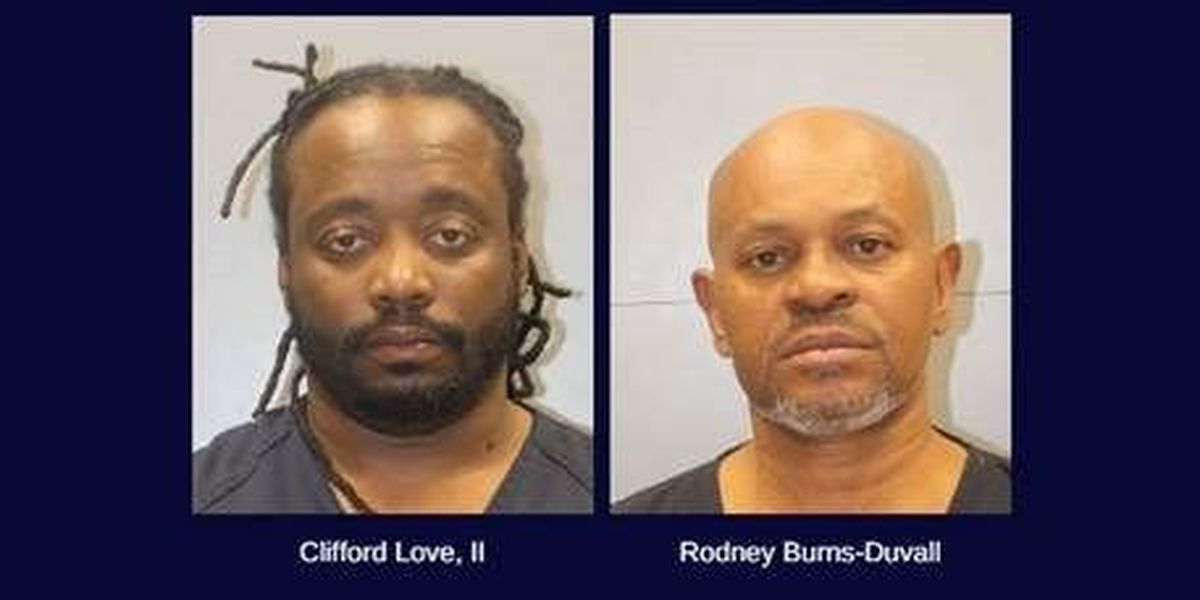 Undercover investigation leads to the arrest of two men in Columbia