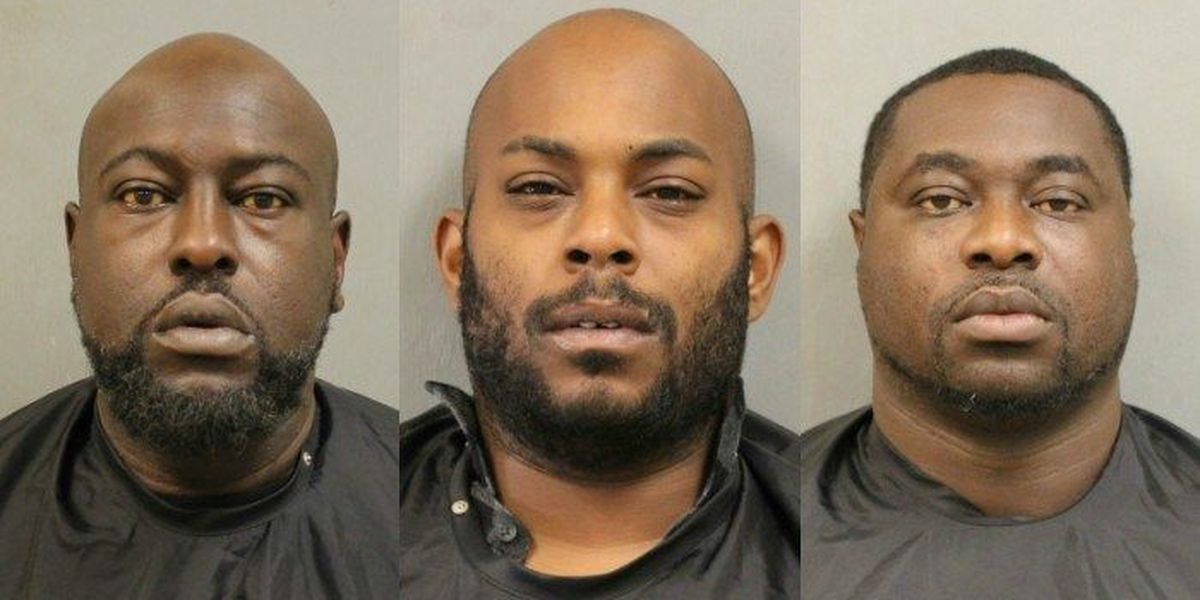 Dollar General burglary-turned high-speed chase leads to the arrests of 3