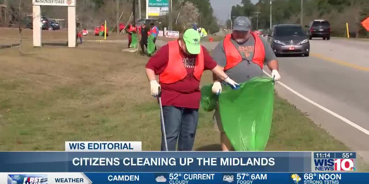 My Take: Citizens clean up the Midlands