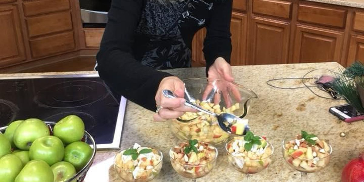 TALK OF THE TOWN: Super foods for your Super Bowl party