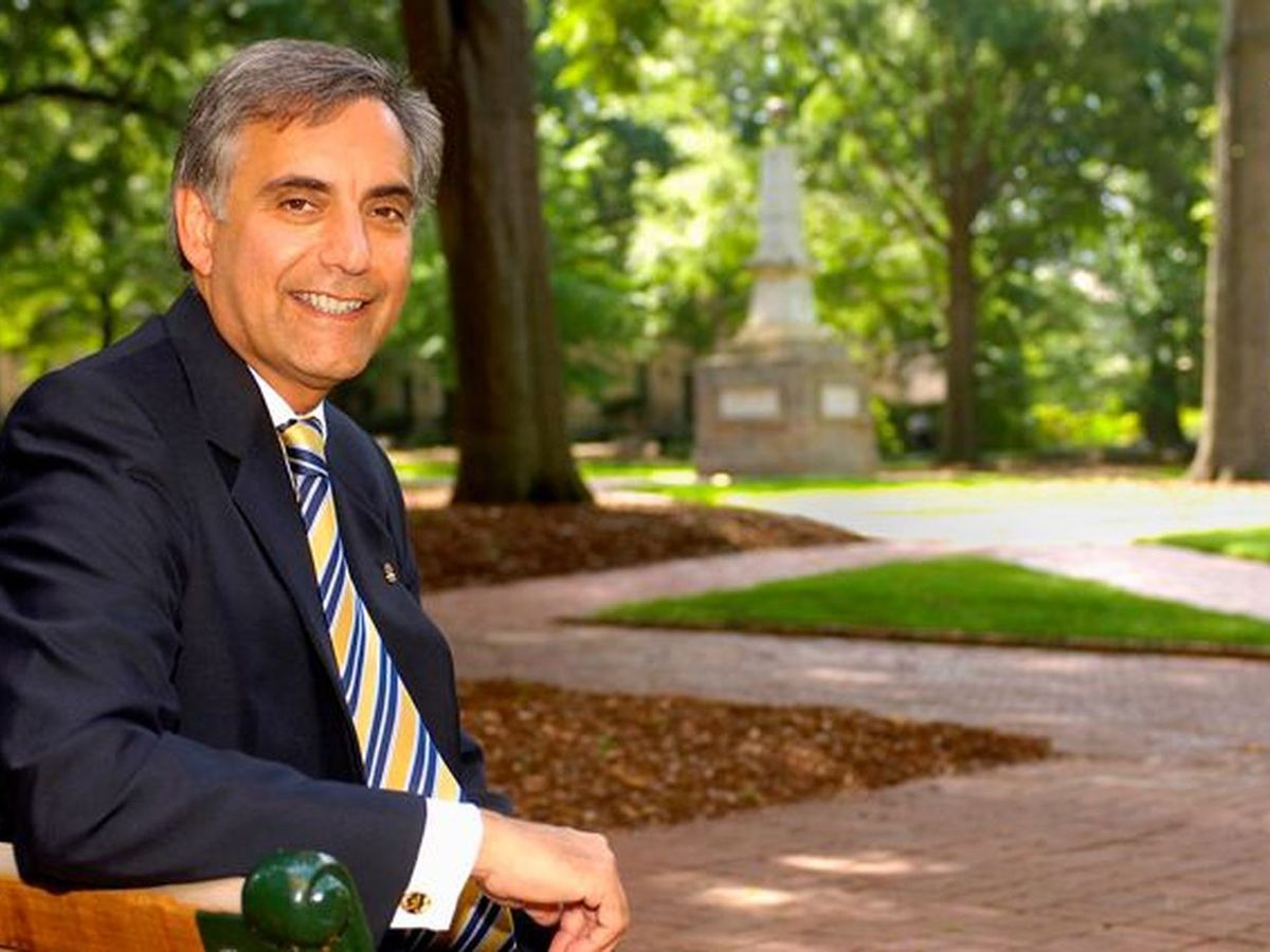 Harris Pastides releases statement regarding UofSC president-elect Bob Caslen