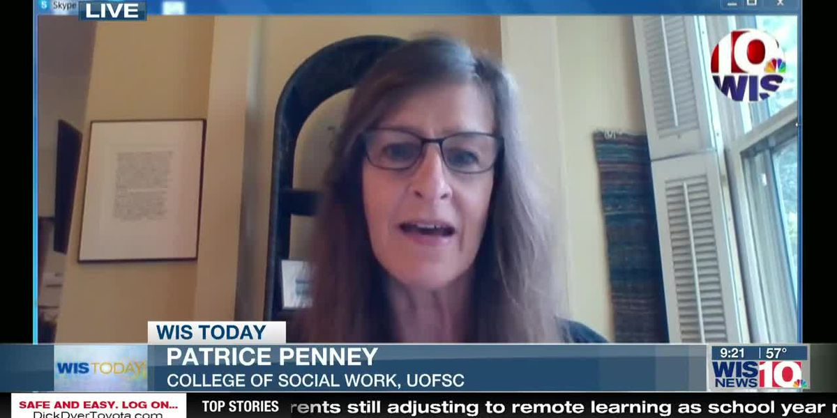 WIS TODAY: Patrice Penney discusses parenting and shares tips to help kids cope