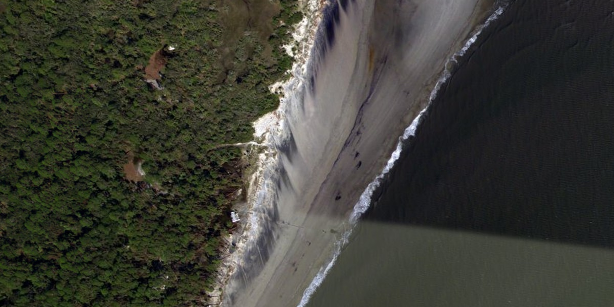 Half of the campground at Hunting Island State Park will not be rebuilt