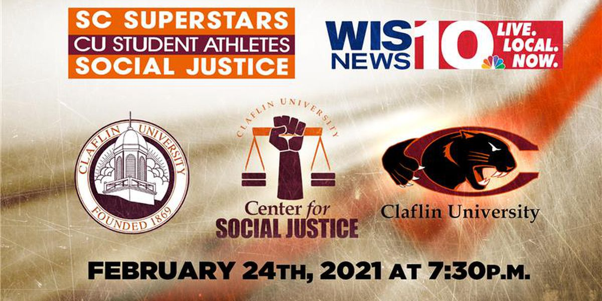 WIS hosts new series with Claflin on 'SC Superstars, CU Student Athletes and Social Justice'
