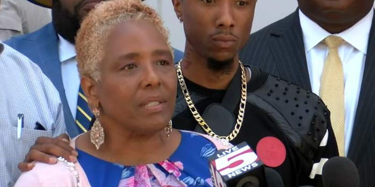 Jamal Sutherland's mother after release of video: 'I don't want any violence in my city'