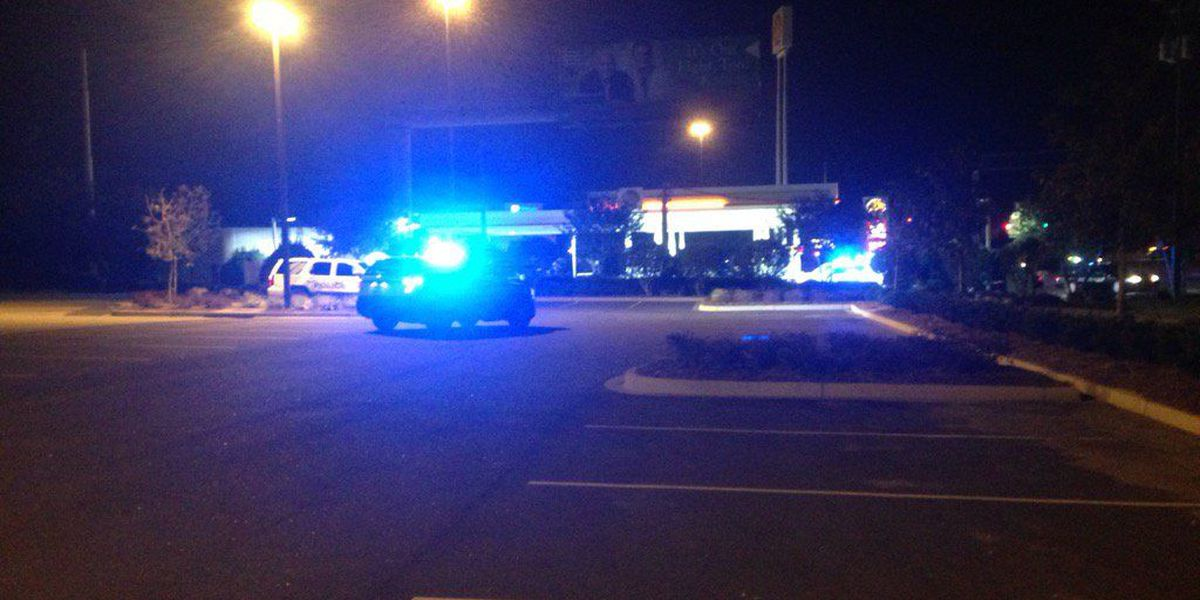 Shots fired during argument at gas station near Lexington Medical Center
