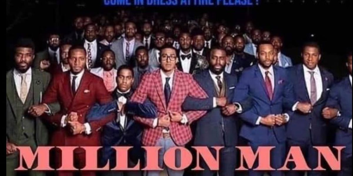 "Midlands men planning to wear their ""Sunday best"" to recreate Million Man March"
